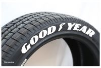18 Inch Low Profile Tires Redline Tire Kits Red Lines for Any Tire Sidewall