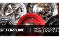 Tire Offset Visualizer How to Choose the Right Wheel for Your Hot Rod